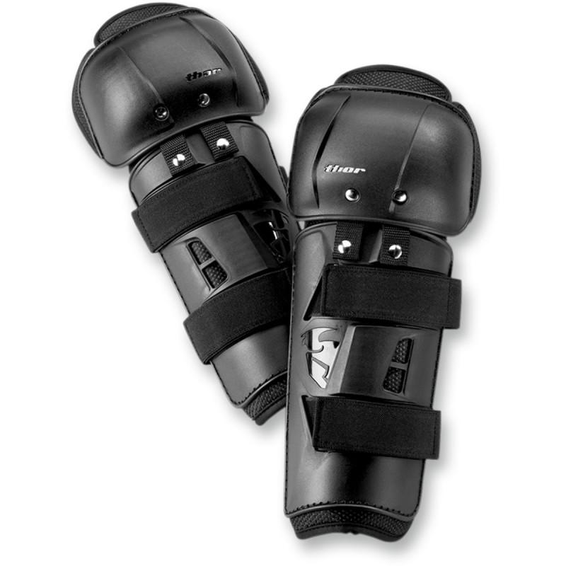 Ochraniacze kolan Thor Sector YTH dziecięce BLACK