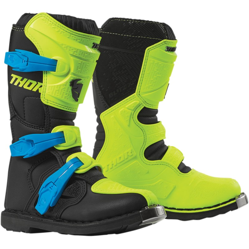 Buty Thor YOUTH BLITZ XP BOOT FLO/ACID junior