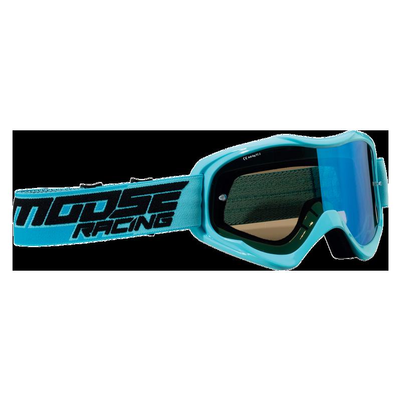 Gogle Moose Racing Qualifier Shade Blue