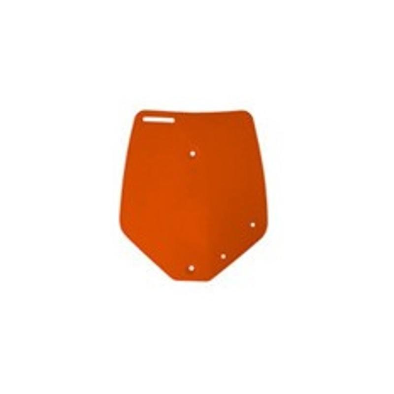 Pole numerowe YCF50 Pomarańczowy