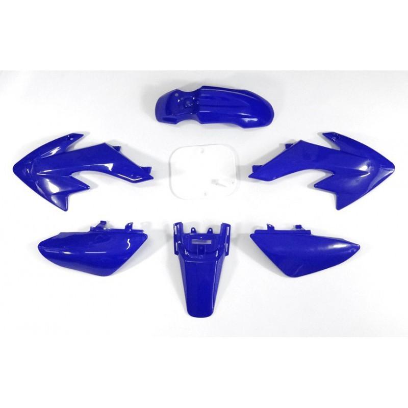 Plastiki CRF50 style (niebieskie)