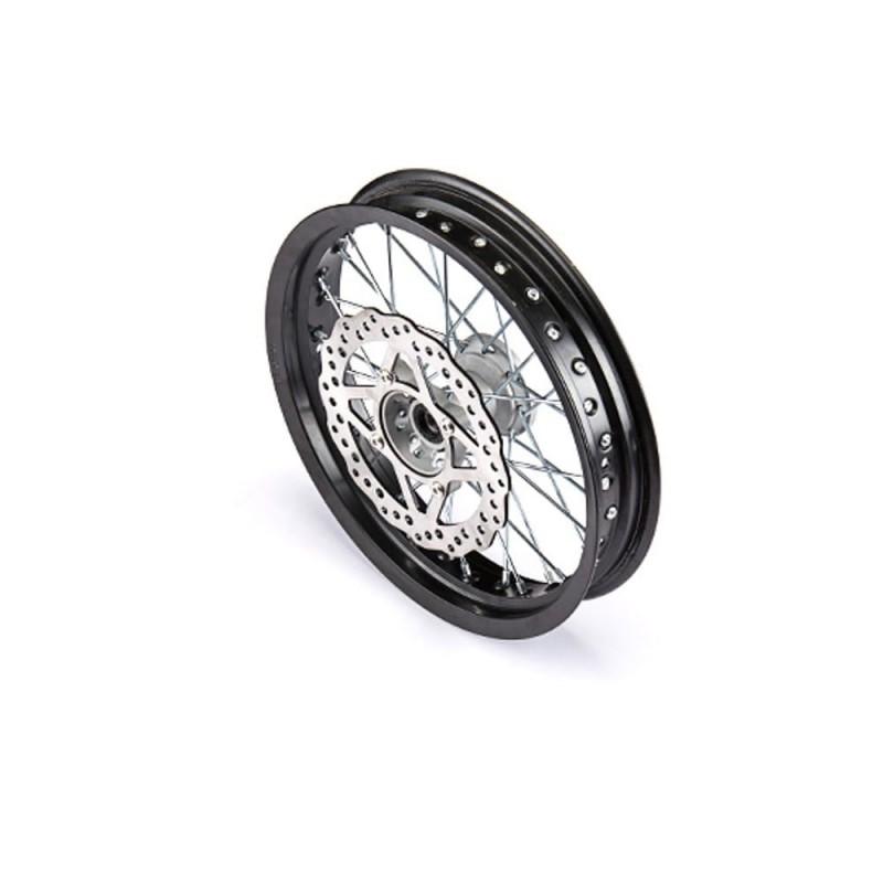 Kompletne koło przednie 1.4x10 standard YCF