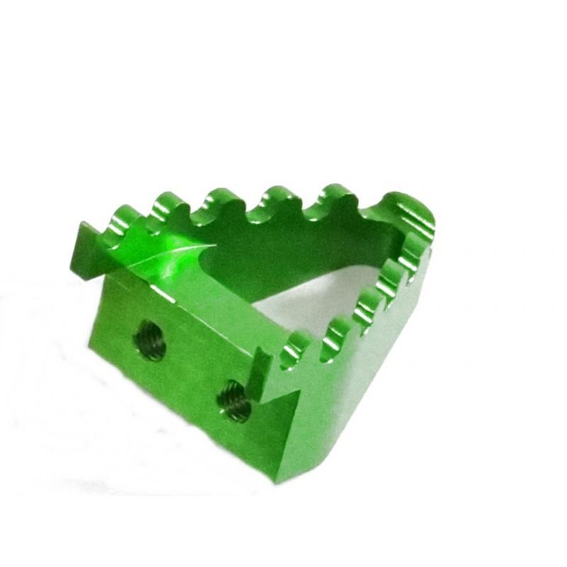 Końcówka dźwigni hamulca CNC Zielona MRF