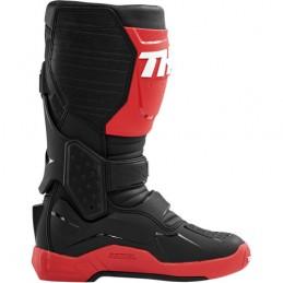 Buty THOR Radial MX Red/Black Senior
