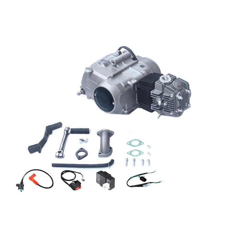 Silnik 125 cm3 półautomatyczny YCF