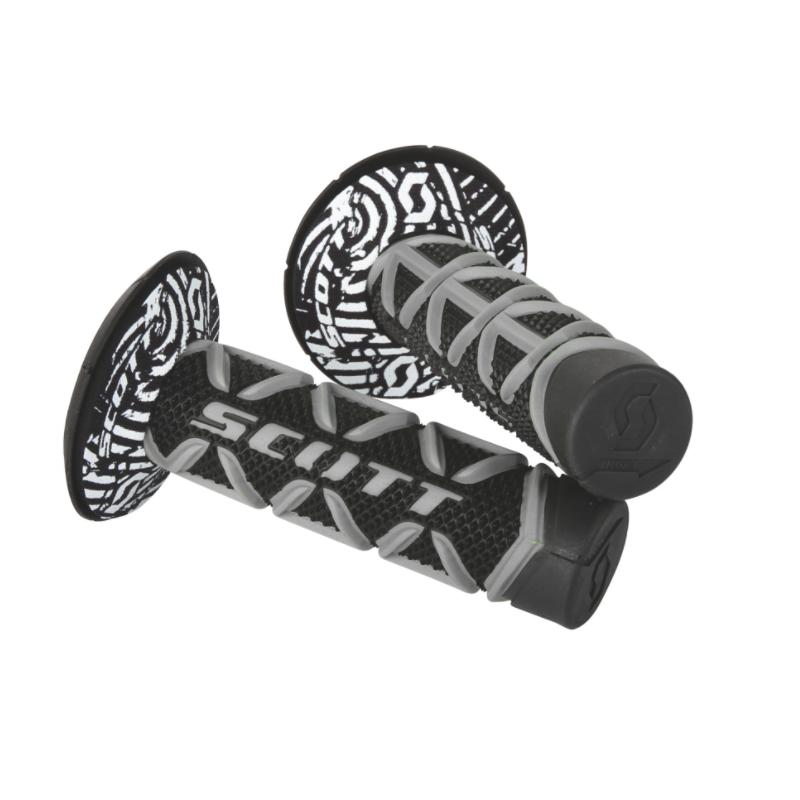 Manetki Scott Grip Diamond + Donut Grey/Black