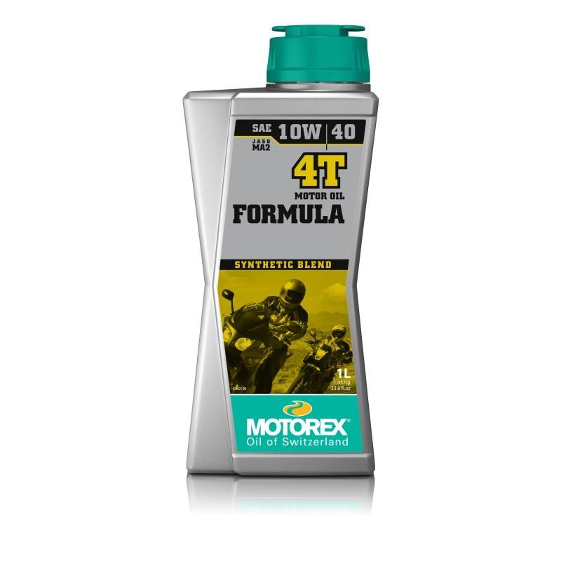 Motorex olej Formula 4T 10W/40 1L