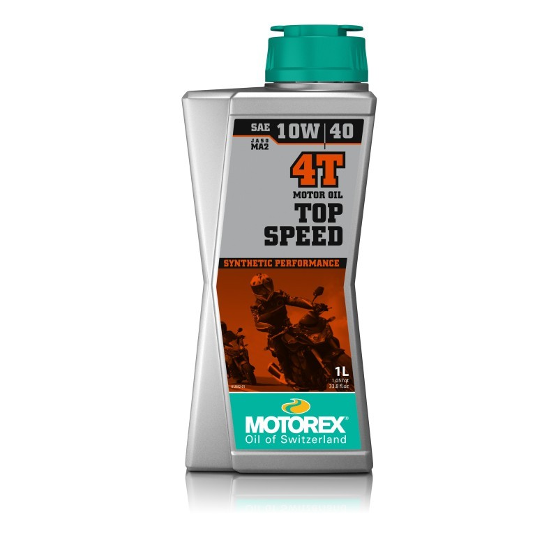 Motorex olej Top Speed 4T 10W/40 1L
