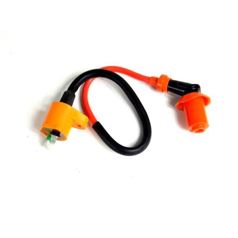 Cewka zapłonowa + fajka pomarańczowa MRF