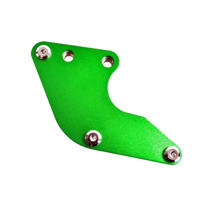 Prowadnica łańcucha - zielona