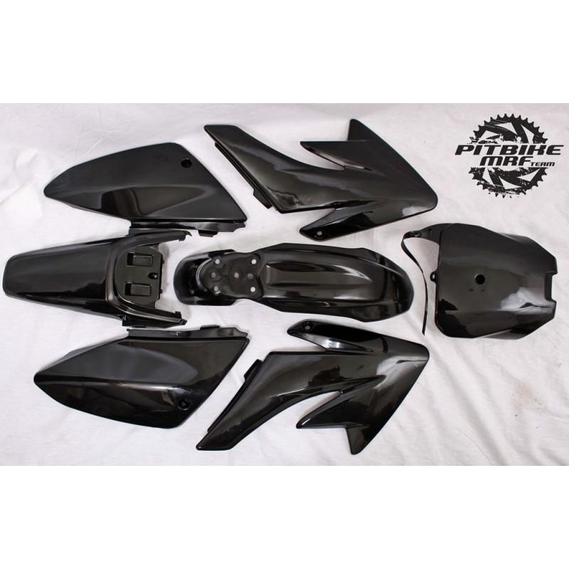 Plastiki CRF70 style MRF - Czarne