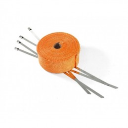 Taśma termoizolacyjna Pomarańczowa (do układu wydechowego)
