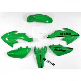 Plastiki CRF50 style (zielone)