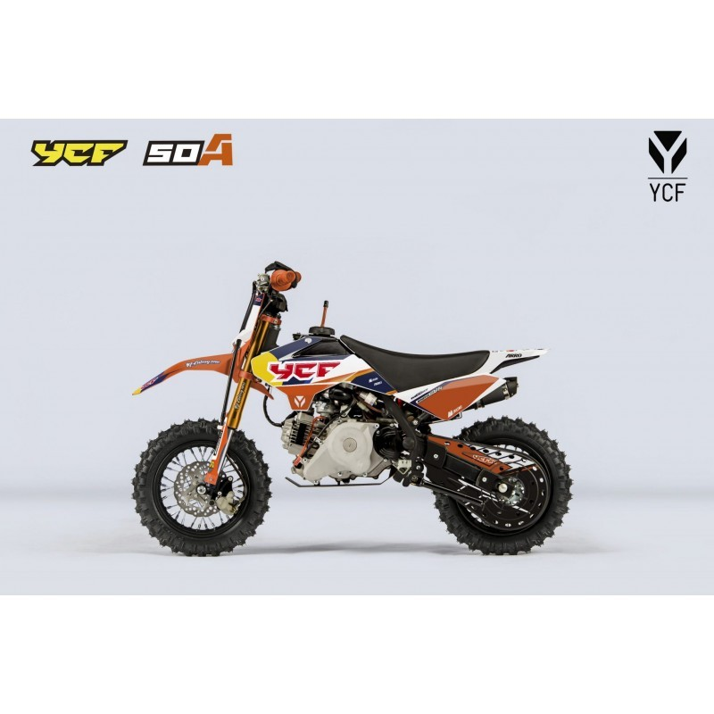 Pit Bike YCF 50A - Orange Limited