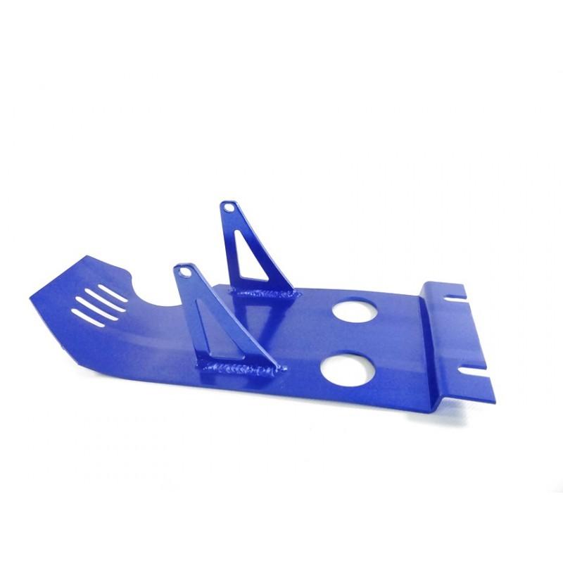 Osłona pod silniki (niebieska)