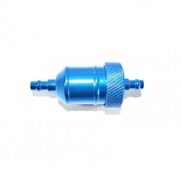 Filtr paliwa CNC niebieski