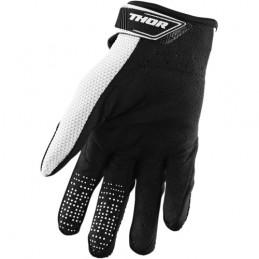 Rękawice THOR S20Y SPECTRUM Black/White Junior