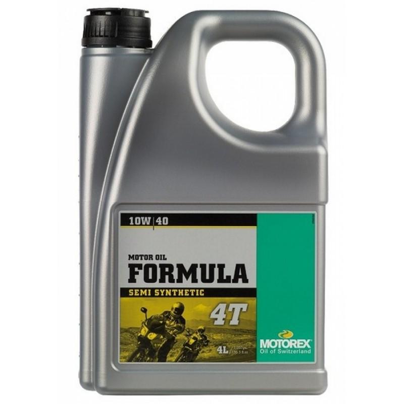 Motorex olej Formula 4T 10W/40 4L