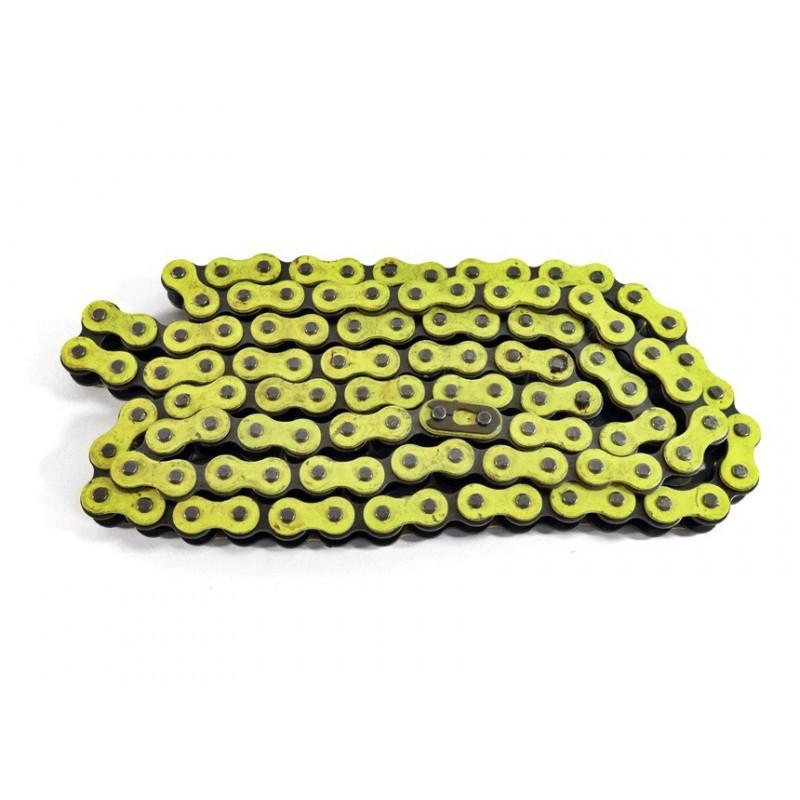 Łańcuch napędowy 420H KMC żółty