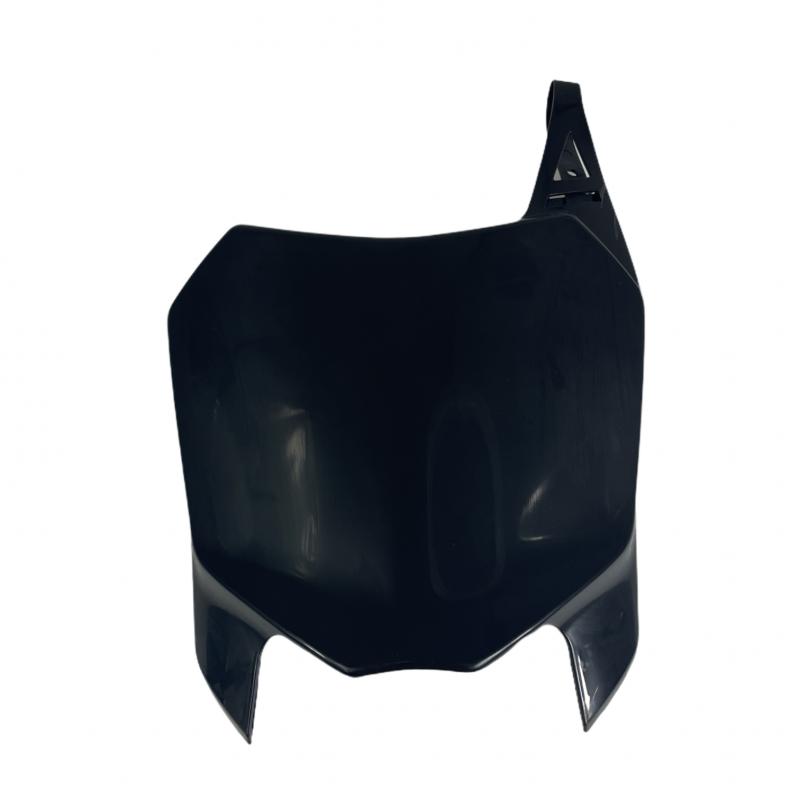 Pole numerowe - Czarne MRF