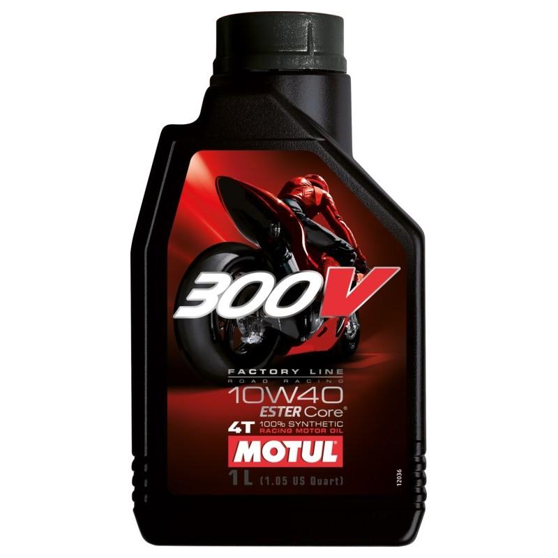 Motul olej silnikowy 300V 4T 10W40 1L