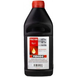 Ferodo - Płyn hamulcowy DOT...
