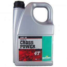 Motorex olej Cross Power 4T...