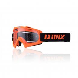 Gogle iMX Racing Mud Orange...