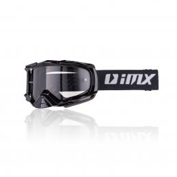 Gogle iMX Racing Dust Black...