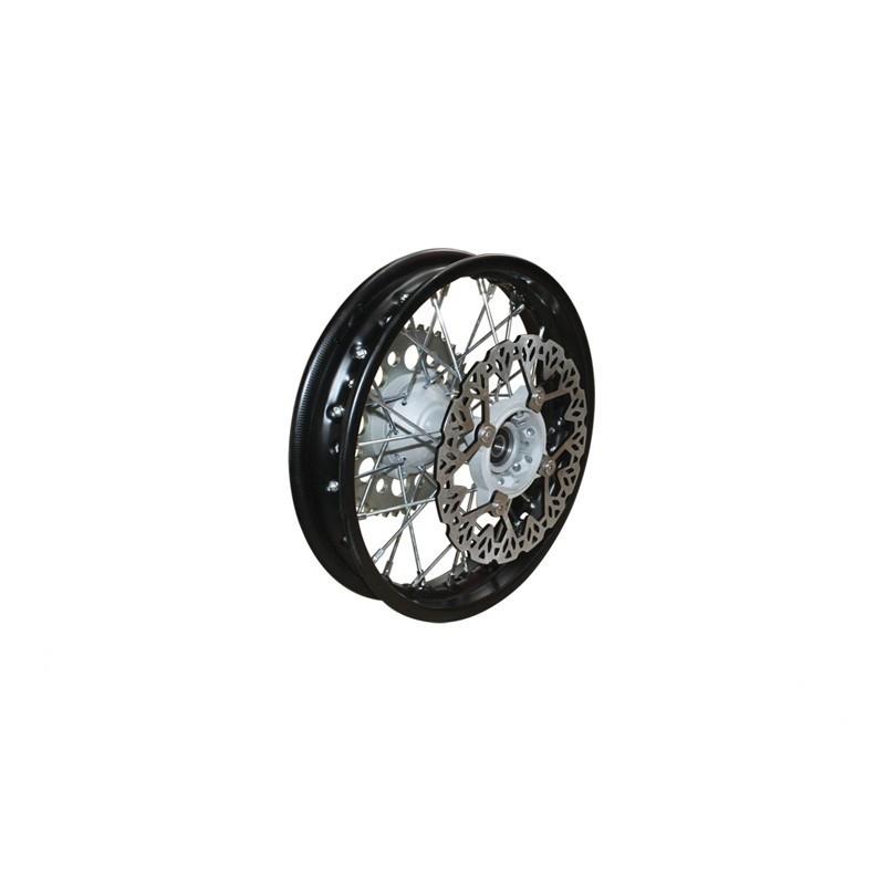 Kompletne koło tylne 1.4x10 aluminium YCF
