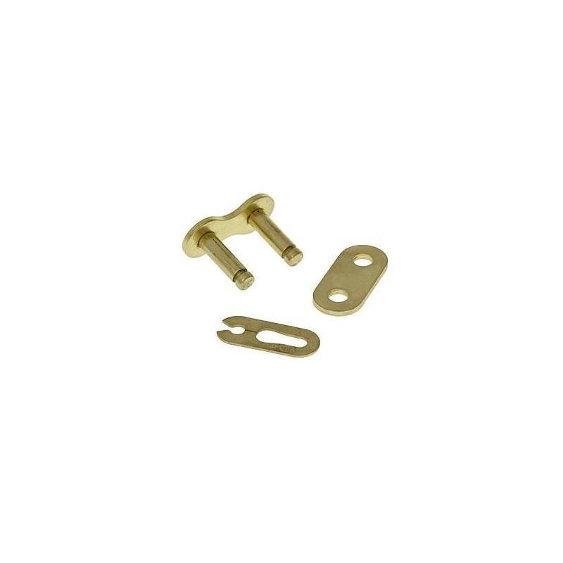 Spinka łańcucha 420 złota MRF