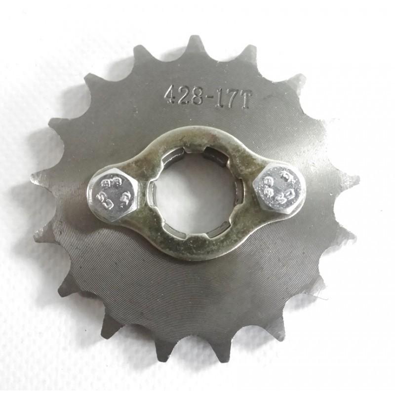Zębatka 17T 420 MRF120