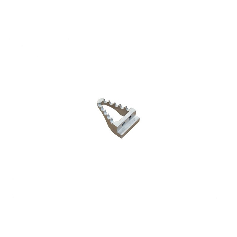 Końcówka dźwigni hamulca tylnego aluminiowa YCF