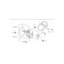 Stator i magneto 140 MRF