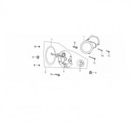 O-ring statora 120/140 MRF